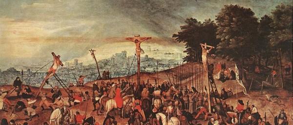 CrucifixionBrueghel